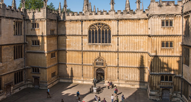 Old Schools Quadrangle, Bodleian Libraries, Oxford