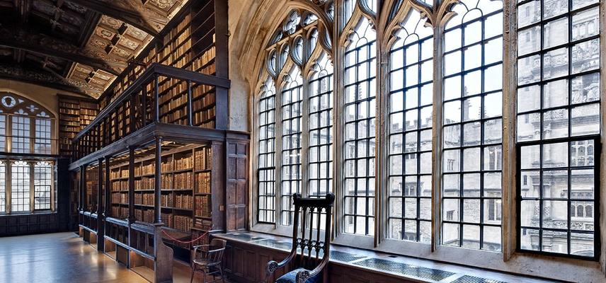 Duke Humfrey's Library, Oxford